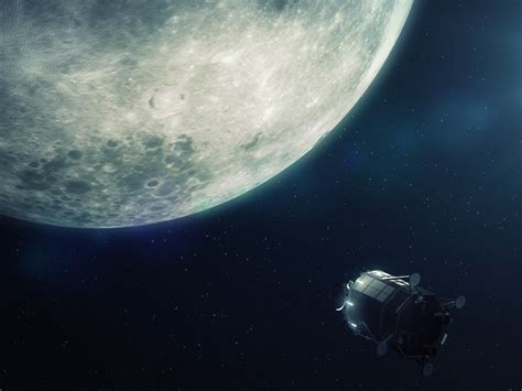 Lunar Mission One: Moon to be Launchpad for Interplanetary