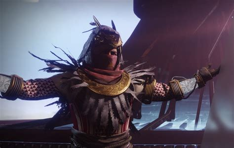 Who Is The Voice Actor For Osiris In Destiny 2?