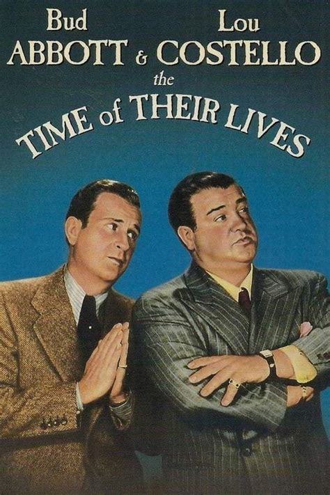The Time Of Their Lives (1946) - Abbott & Costello DVD