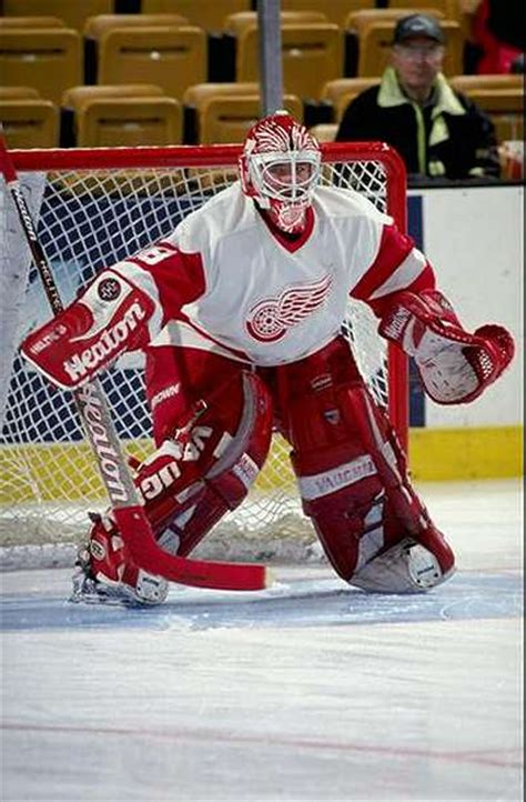 Detroit Red Wings goaltending history : Norm Maracle