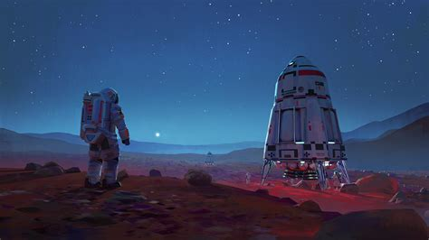 Astronauts Space Exploration Wallpapers | HD Wallpapers