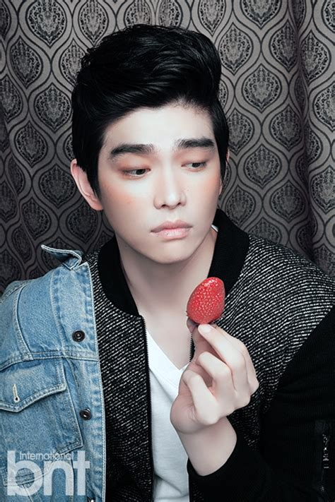 BNTNews- [bnt pictorial] Yoon Kyun Sang, An Actor To Leave
