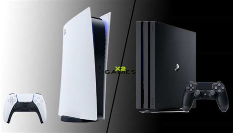 PS5 Vs PS4 Pro: Which One Should You Buy - X2 Games