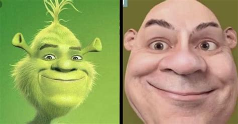 21 Cursed Images Of Shrek We Wish We Could Unsee