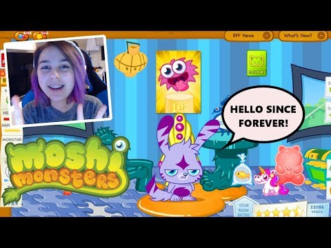moshi monsters sign up - YouTube